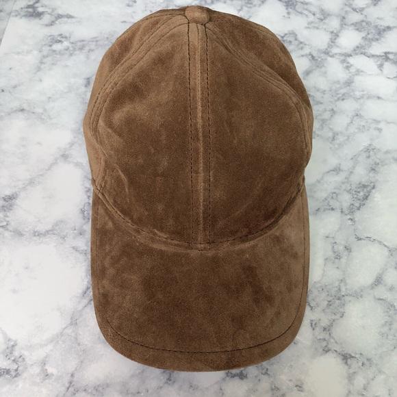 RAG   BONE baseball suede hat cap. M 5b5f793f9fe4863a7bbbbad5 fe2b68ed702